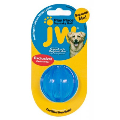 JW Pet Squeaky Ball Small [43605]