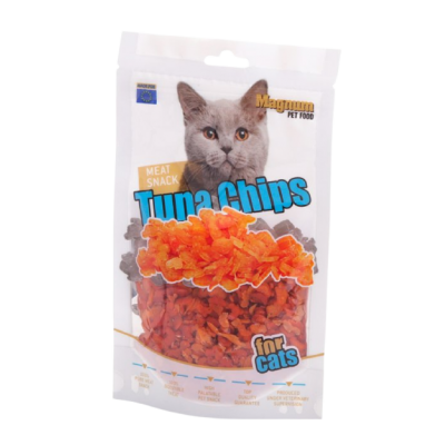 MAGNUM Tuna Chips for cats 70g [16016]