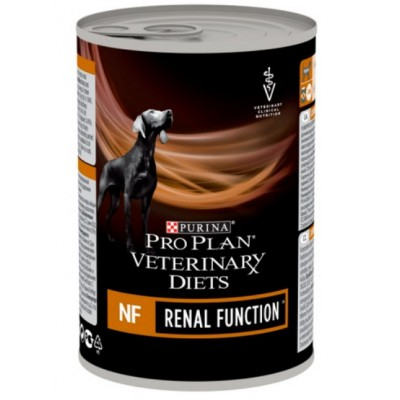 Purina Veterinary Diets NF ReNal Function Canine Formula puszka 400g